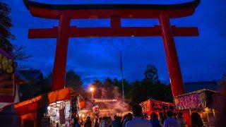 【2016/9/7~9】平成28年湯倉神社例大祭