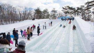 【2019/2/9・10】第53回大沼函館雪と氷の祭典(七飯町)