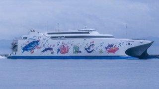 今年の函館海上冬花火はナッチャンWorldの船上からも見られる!