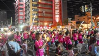 【フォトレポ】2018年函館港まつりパレード十字街・松風コース
