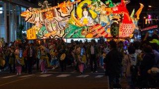 【番外編】「あおもり10市大祭典」で青森県の食と祭りを満喫