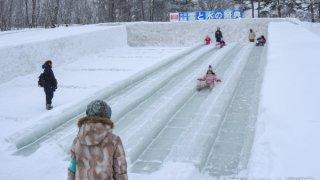 【2020/2/8・9】第54回大沼函館雪と氷の祭典 (七飯町)