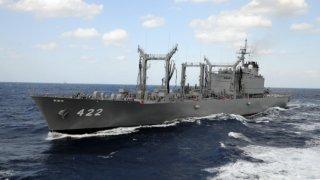 【2019/5/24・25】海上自衛隊補給艦「とわだ」一般公開