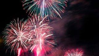 【フォトレポ】浮世絵の世界を再現「第64回道新花火大会」2019/8/1
