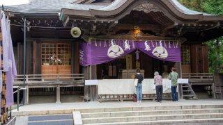 2020年の亀田八幡宮のお祭り(例大祭)について