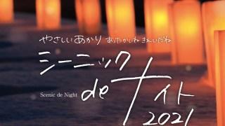 【2021/2/6・13・20・27】シーニックdeナイト2021