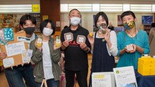 【フォトレポ】いいものいっぱい「函館空港×七飯・大沼コラボマルシェ」