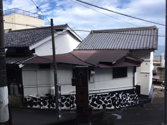 Fujiya Teahouse, Kurasawa, Yui, oldest remaining building on Tokaido