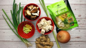umami miso fresh ramen