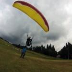 パラグライダー体験-5