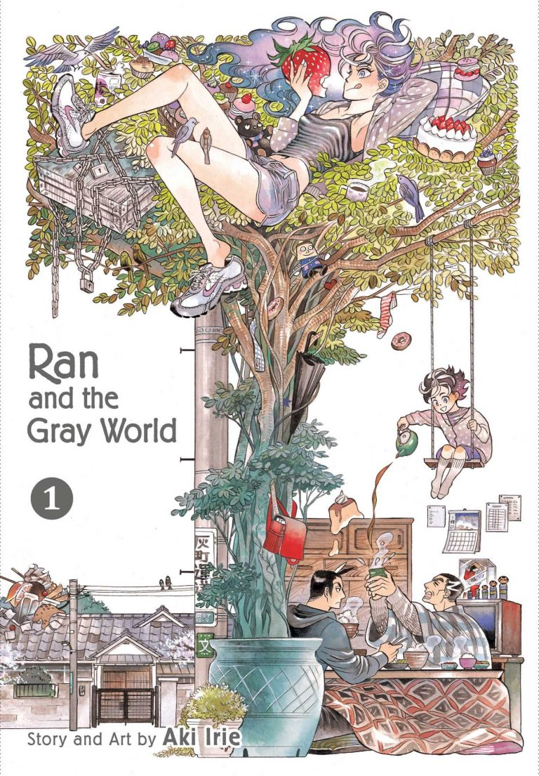 Ran and the Gray World, Volume 1