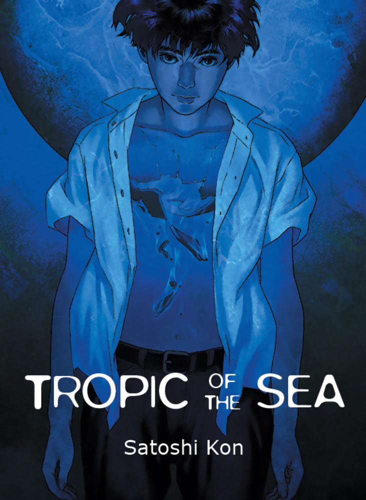 Tropic of the Sea manga