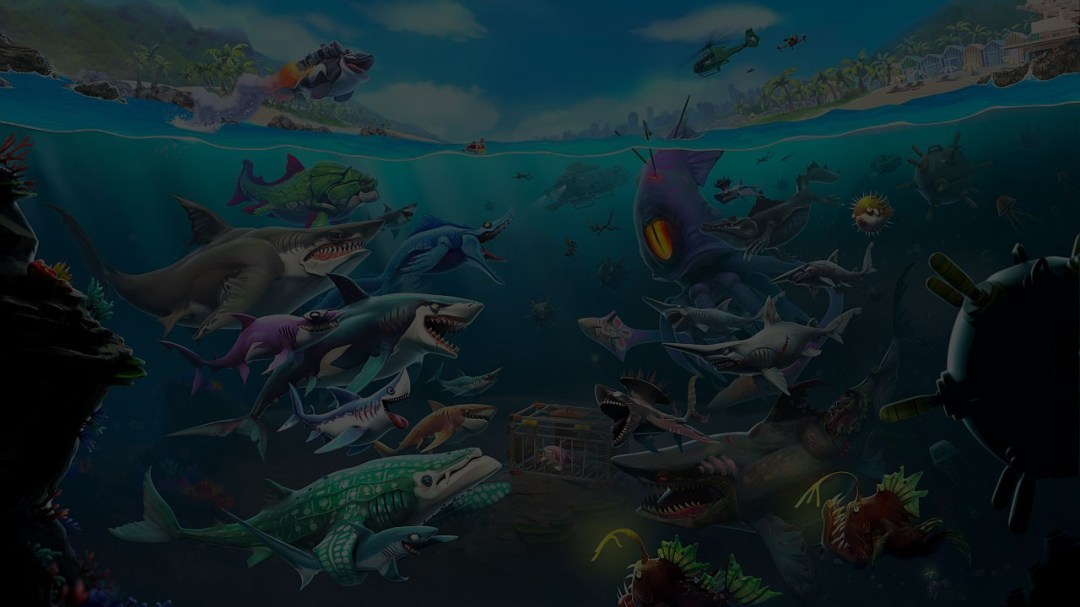 Hungry Shark World Hack 2019 - Online Cheat For Unlimited Gold and Gems