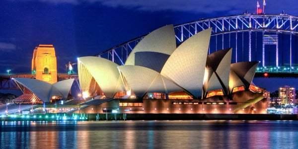 تقرير عن السياحة في استراليا 2021