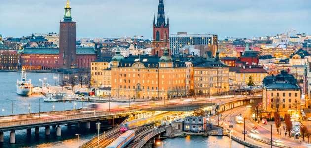 ما مميزات السياحة في السويد ستوكهولم