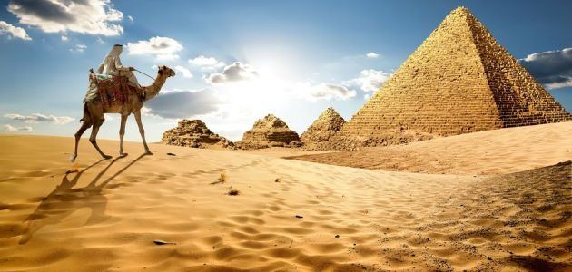 ما هي أهمية الأهرامات في مصر للسياحة وقائمة بالأهرامات