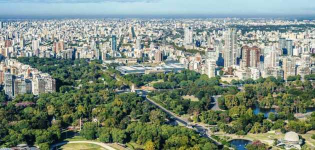 معلومات عن السياحة في الأرجنتين بوينس آيرس