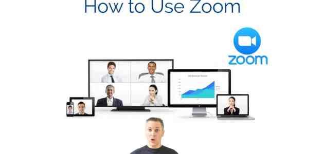 كيفية الدخول على برنامج zoom