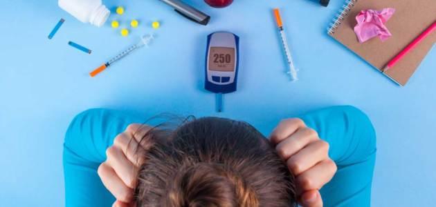 ما هي اعراض مرض السكر