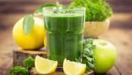 ما هي فوائد البقدونس والليمون