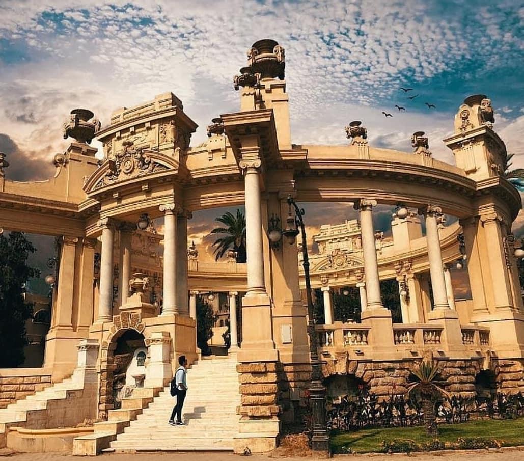 قصر عابدين Abdeen palace أشهر القصور الأثرية - موقع حلبية