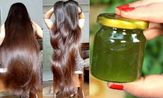 وصفة البقدونس لتطويل الشعر