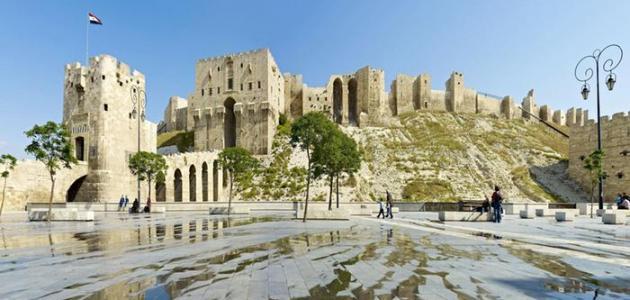 أجمل المواقع الأثرية السورية وأهم الأثار في الشرق الأوسط