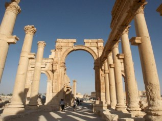 أجمل المواقع الأثرية السورية