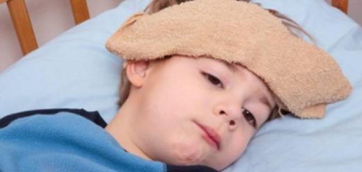كيفيّة خفض حرارة طفلك