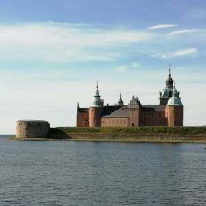 قلعة مدينة كالمار