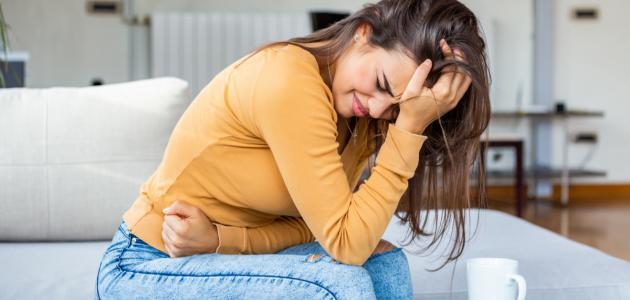 أهم اسباب عسر الهضم عند النساء