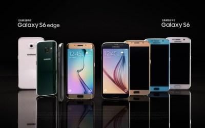 سامسونج تكشف رسمياً عن هاتفي Galaxy S6 و Galaxy S6 Edge