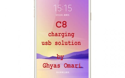 c8 sm-c7100 charging and usb solution