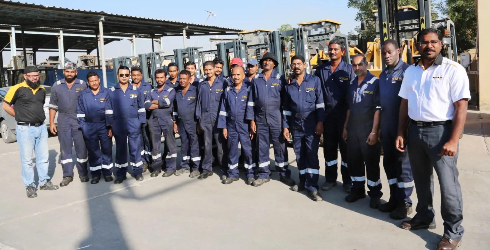 Hala Service Team