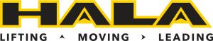 Hala Heavy Equipment Trading Logo