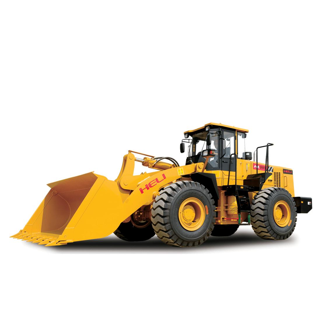 Heli Wheel Loader HL 958 5 Ton