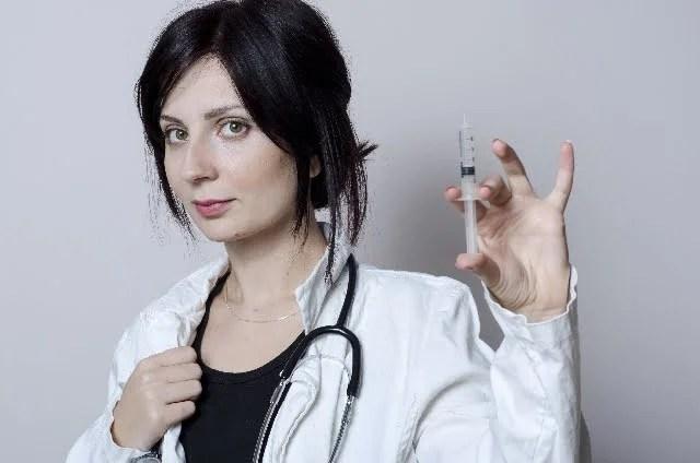 インフルエンザの予防接種は効果なし?