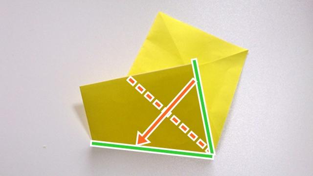 七夕飾り 折り紙 星