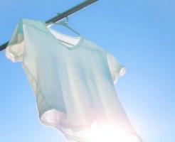 梅雨 洗濯物