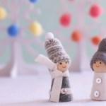 クリスマスツリーで北欧インテリアに似合う飾り方やオーナメントの作り方