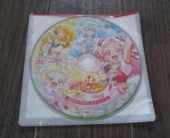 ハグっとプリキュア 無料DVD