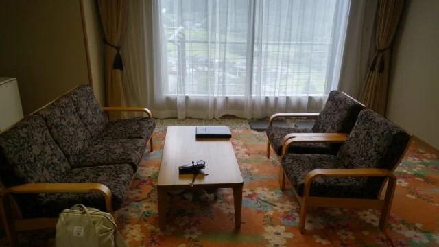 ホテル瑞鳳 最上階 部屋