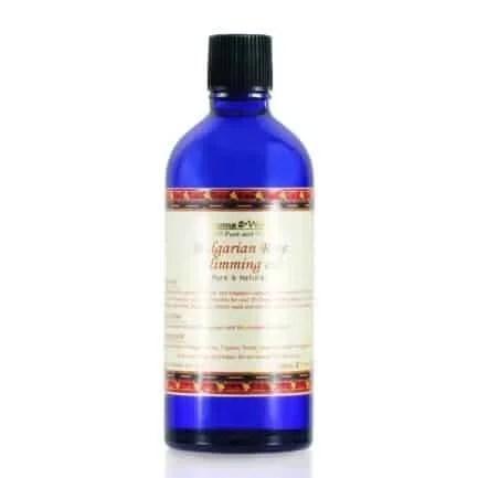 Bulgarian Rose Slimming Oil Aroma Biochem