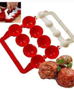 1 pc Meatballs Mold Maker Food-Grade Plastic Fish Balls Handmade Meat Ball Mold DIY Kitchen Tools Kitchenware