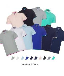 Men's Polo Shirt Summer Brand Clothing Pure Cotton Men Business Casual Male Polo Shirts Short Sleeve Breathable Soft Polo Shirt Men Men's Clothings Men's Polo Shirts Men's Tops