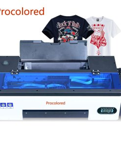 Procolored New T Shirt Printing Machine 2021 Textile DTF Printers Heat Transfer PET Film A3 Print Size for Tshirt Clothes Jeans Machines Printing Machines