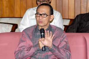 Religious Affairs Minister Suryadharma Ali. (JG Photo/Fajrin Raharjo)