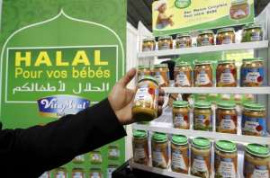 FRANCE-CONSUMPTION-FOOD-ISLAM-HALAL-FAIR