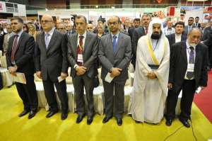 Opening Ceremony SAHAF 2013