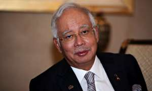 Malaysia's prime minister, Najib Razak, told the World Islamic Economic Forum that the halal industry is 'crying out for connectivity'. Photograph: Stringer/REUTERS